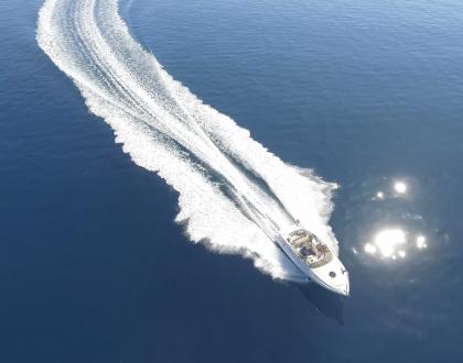 Luxury speed boat trip 2021